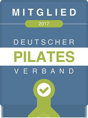Zertifikat Mitglied Deutscher Pilatesverband